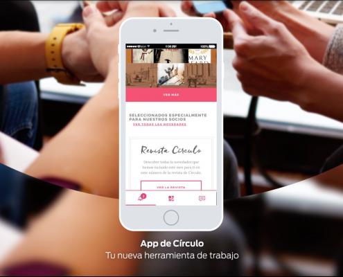 App Círculo de lectores