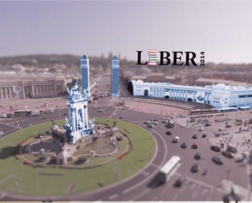 Vídeo corporativo Liber